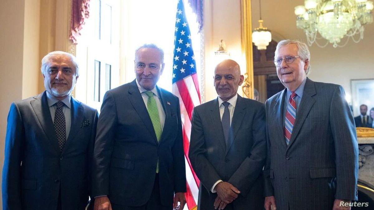 رهبر اقلیت جمهوریخواه سنا خواستار تعویق خروج سربازان آمریکایی از افغانستان شد