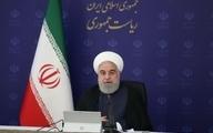 روحانی علیه گاندو | روحانی: فیلمهایشان روی دستشان باد کرده، علیه برجام پخش میکنند