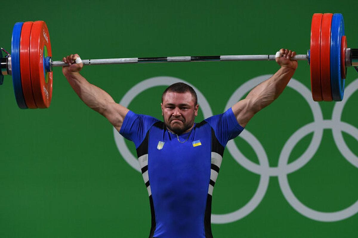 تعلیق وزنهبردار اوکراینی به دلیل پیشنهاد رشوه و فرار از تست دوپینگ
