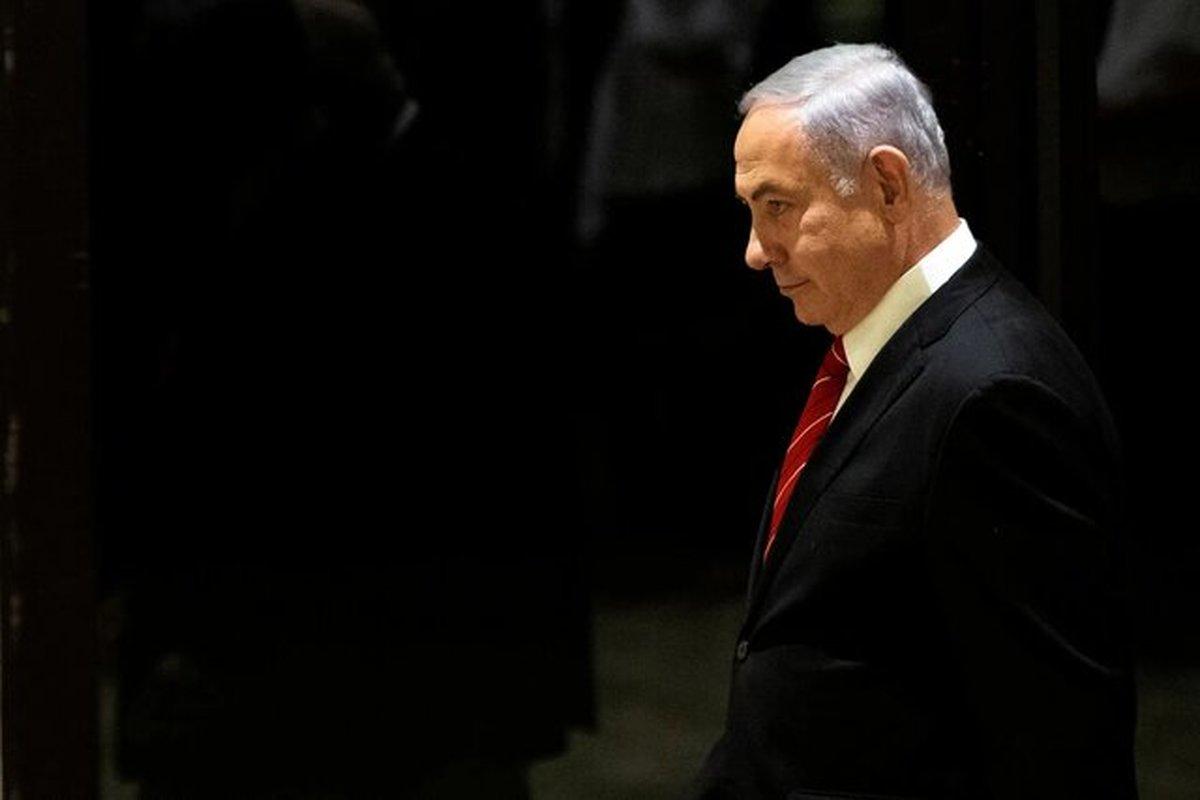 نظرسنجی      ۵۴ درصد شهروندان اسرائیلی خواهان کناره گیری نتانیاهو هستند