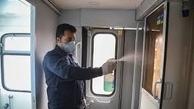 ادامه دار بودن روند ضدعفونی کردن ایستگاه ها و واگن های مترو