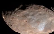 نمونه برداری ژاپن از قمر مریخ