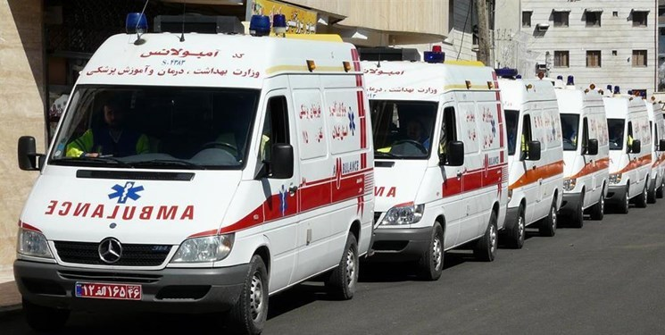 آمادهباش اورژانس تهران برای گرد و غبار