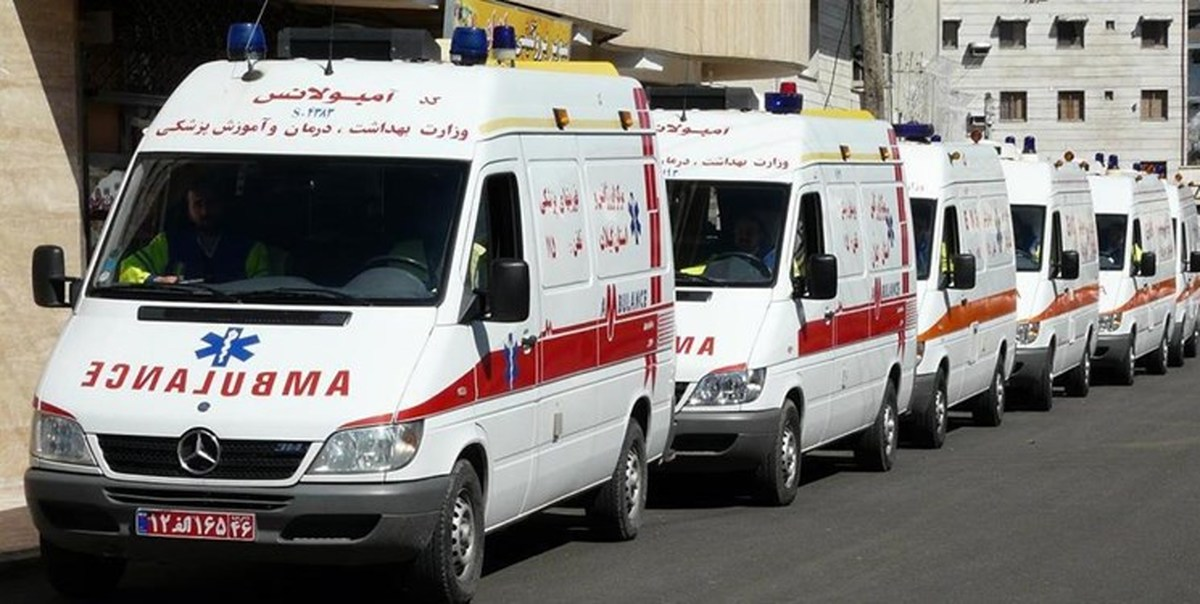 رشد ۵۰۰ درصدی ماموریتهای ویژه بیماران کرونایی اورژانس تهران