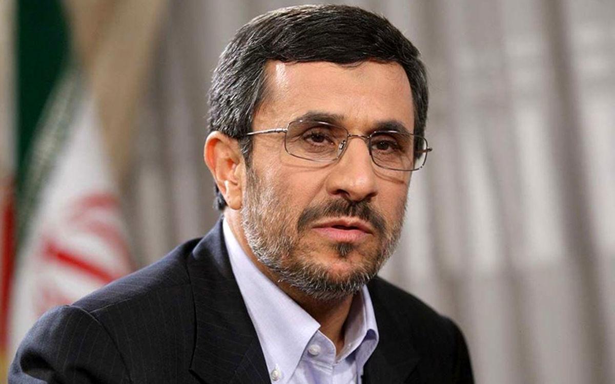 ادعایی جنجالی و جدید احمدینژاد