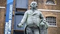 مجسمه چرچیل  |  «او یک نژادپرست است»