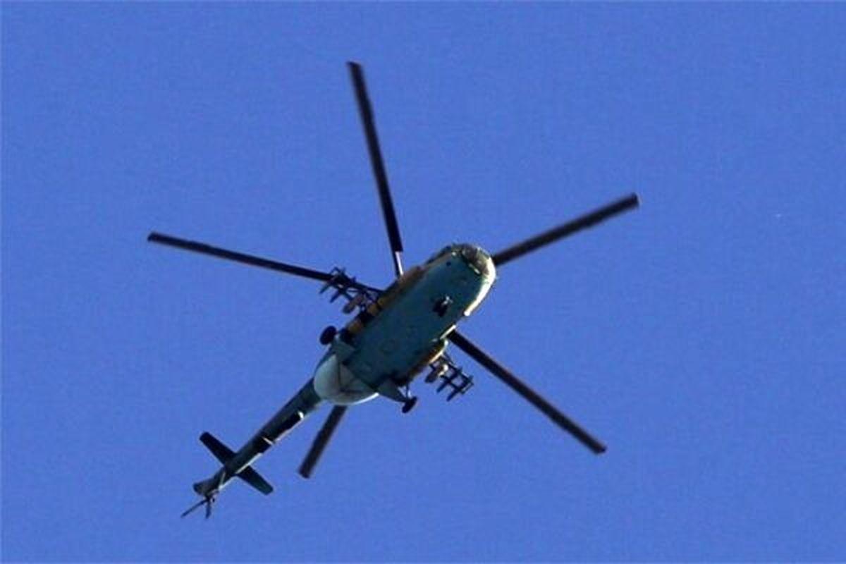 سقوط مرگبار  بالگرد آموزش در منطقه جنگلی لیتکارینو