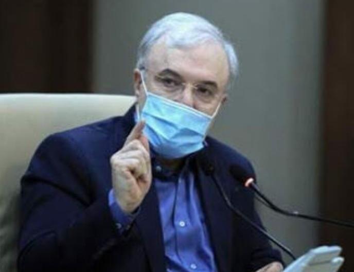 وزیر بهداشت  |   در زمینه واکسن کرونا کاری میکنیم کارستان/پنج به یک از آمریکاییها جلو هستیم
