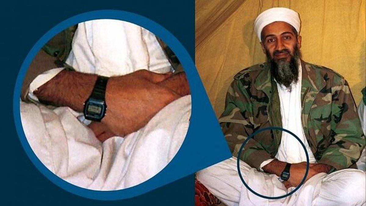 ساعت مچی محبوب تروریستها چه برندی است؟