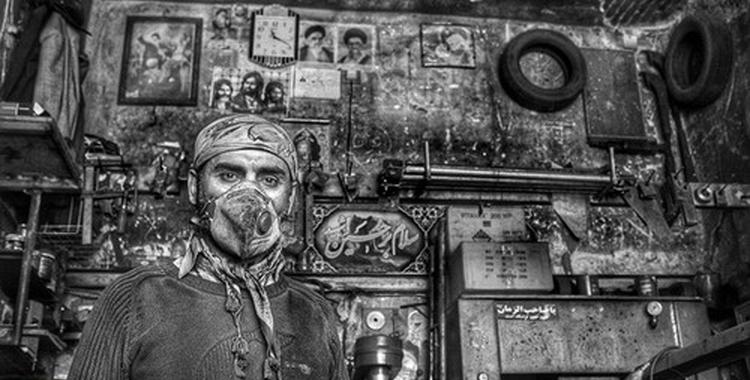 تصاویری از چاپارخانه همدان