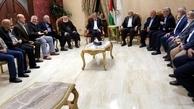تاکید ظریف بر حمایت همهجانبه ایران از حقوق مردم فلسطین و آرمان فلسطین