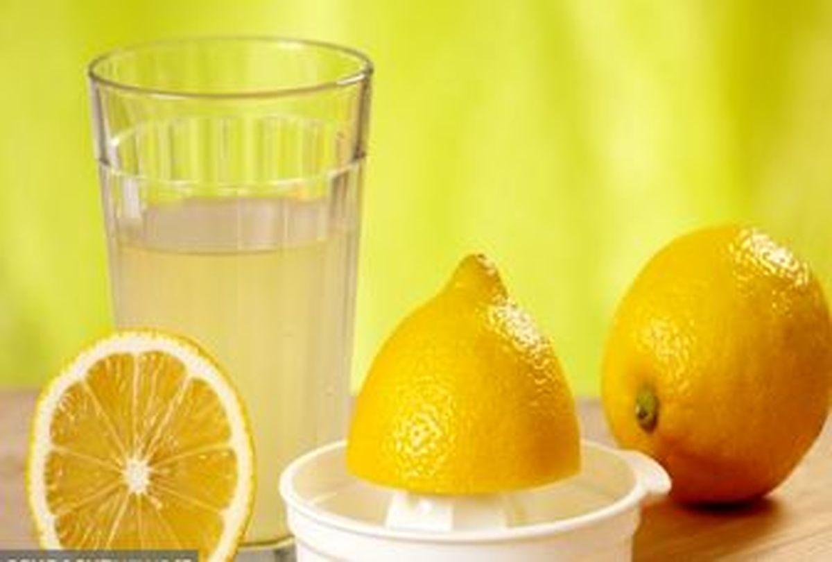 مضرات مصرف آب و لیموترش به صورت ناشتا