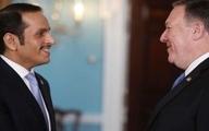 وزرای خارجه آمریکا و قطر درباره ایران گفتوگو کردند