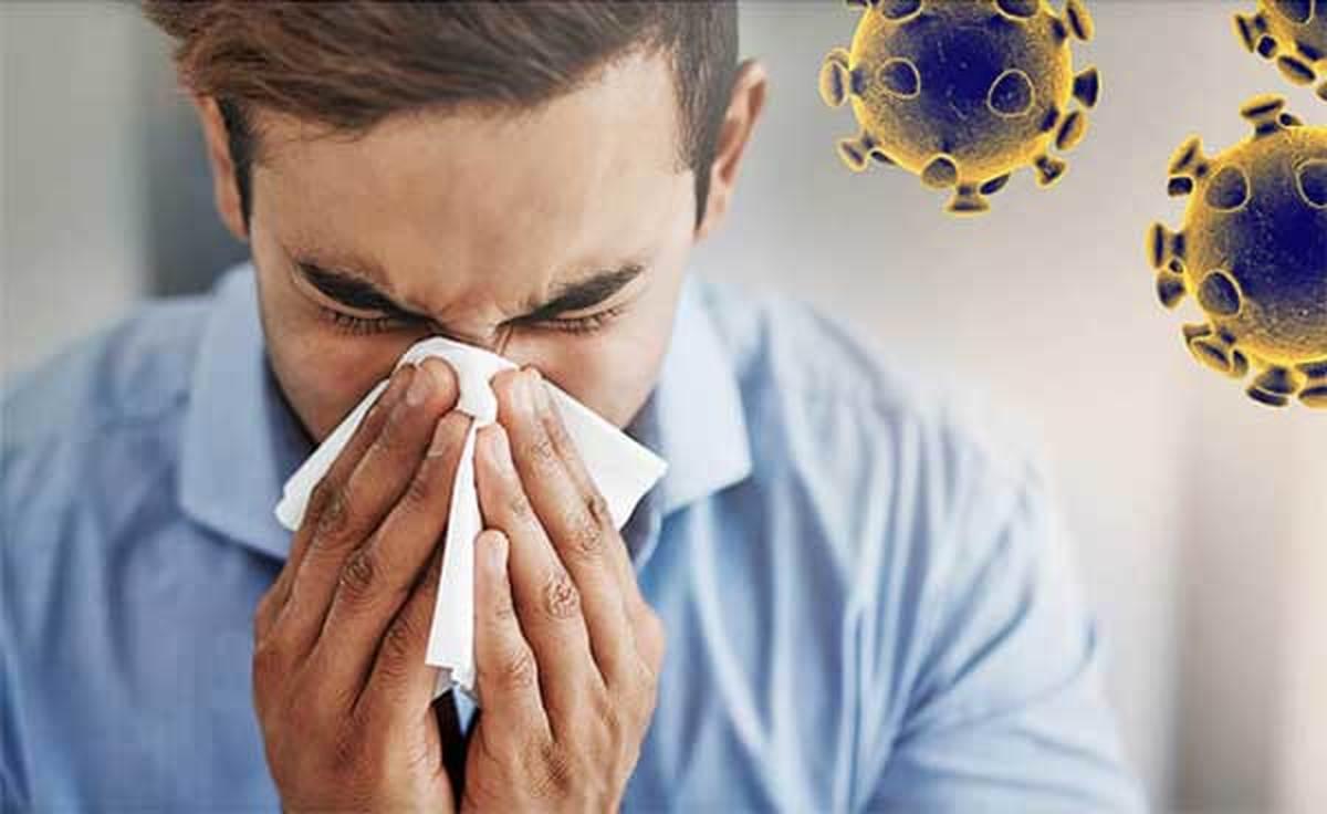 اوج بار ویروسی کرونا در بدن یک روز قبل از شروع علائم است