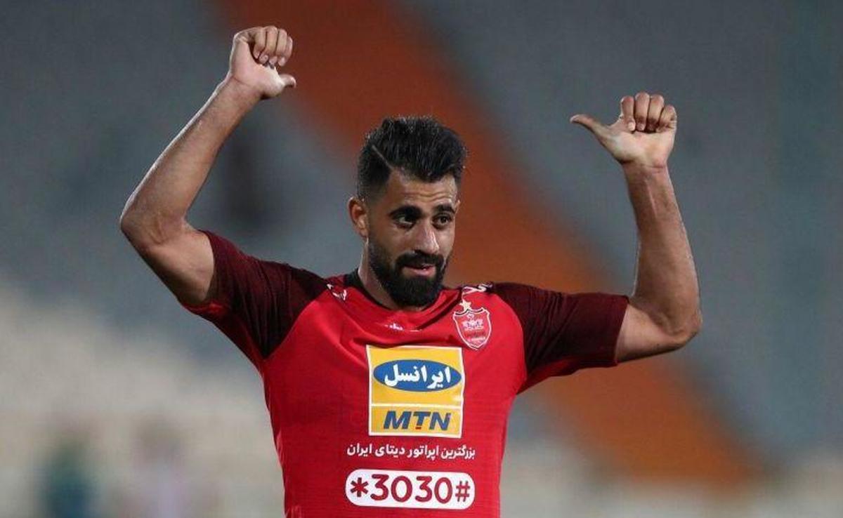 AFC درباره بازیکن پرسپولیس گاف داد+ سند