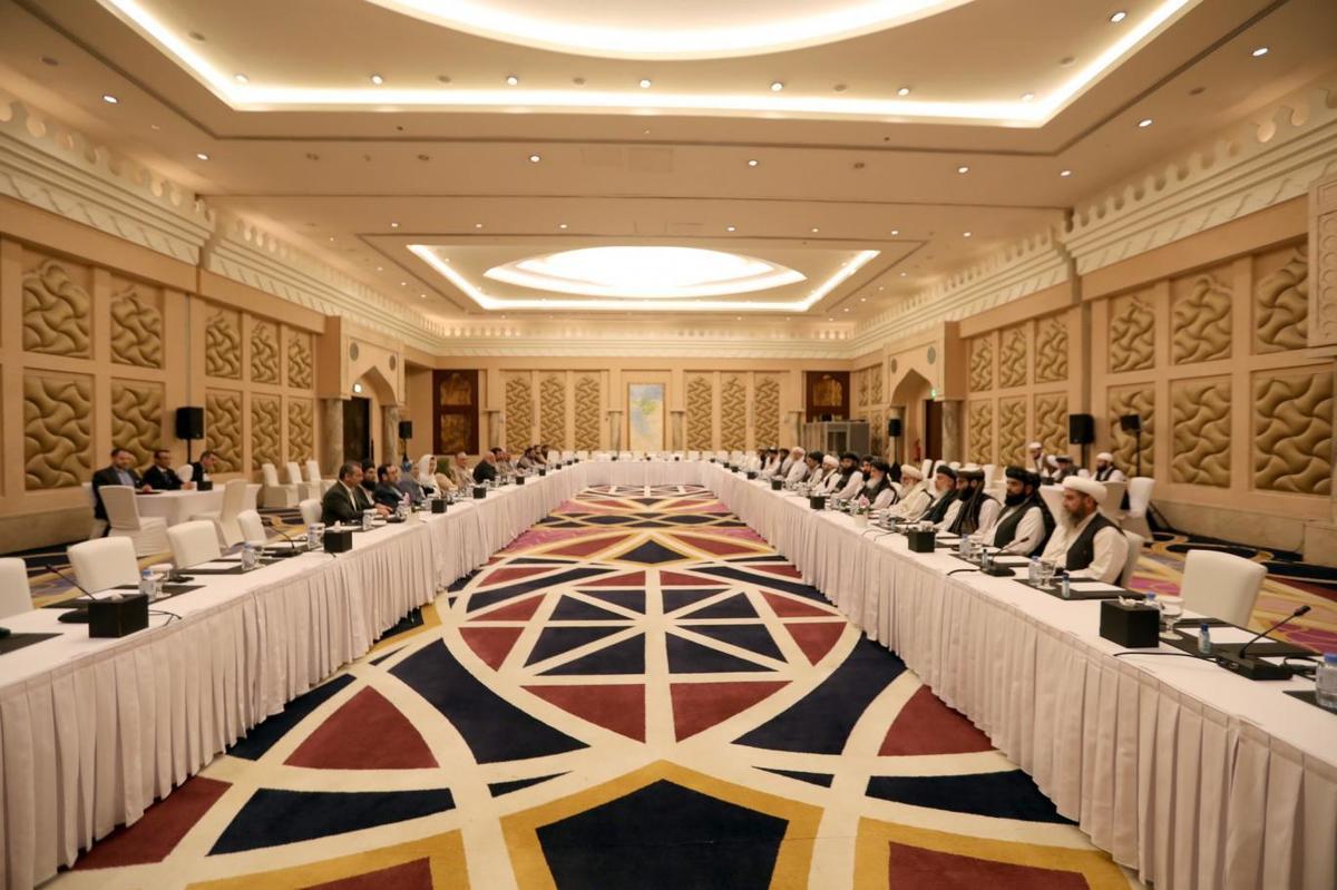 افغانستان   آغاز دور دوم مذاکرات صلح افغانستان در دوحه