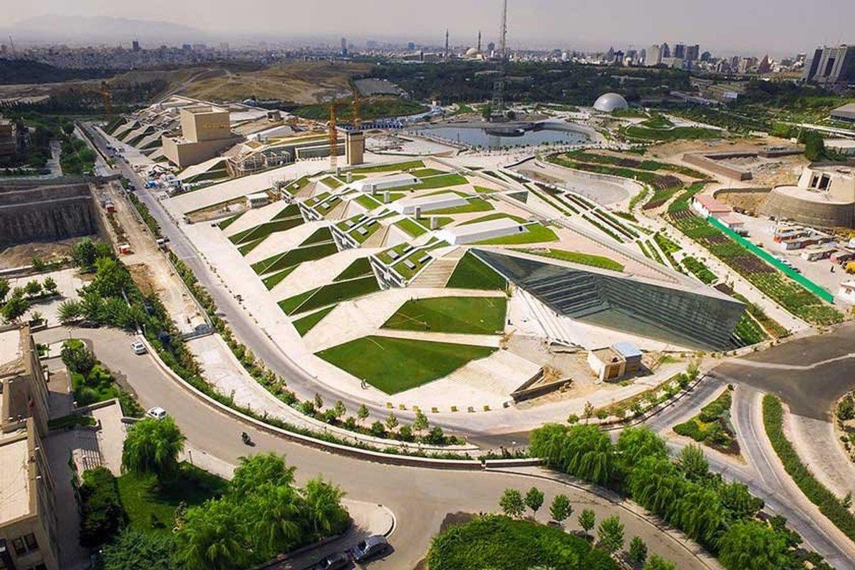 محدودیت کرونایی  |  باغ کتاب تهران از فردا ، کار خود را آغاز می کند.