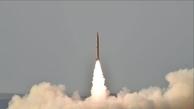 پاکستان موشک بالستیک زمین به زمین آزمایش کرد