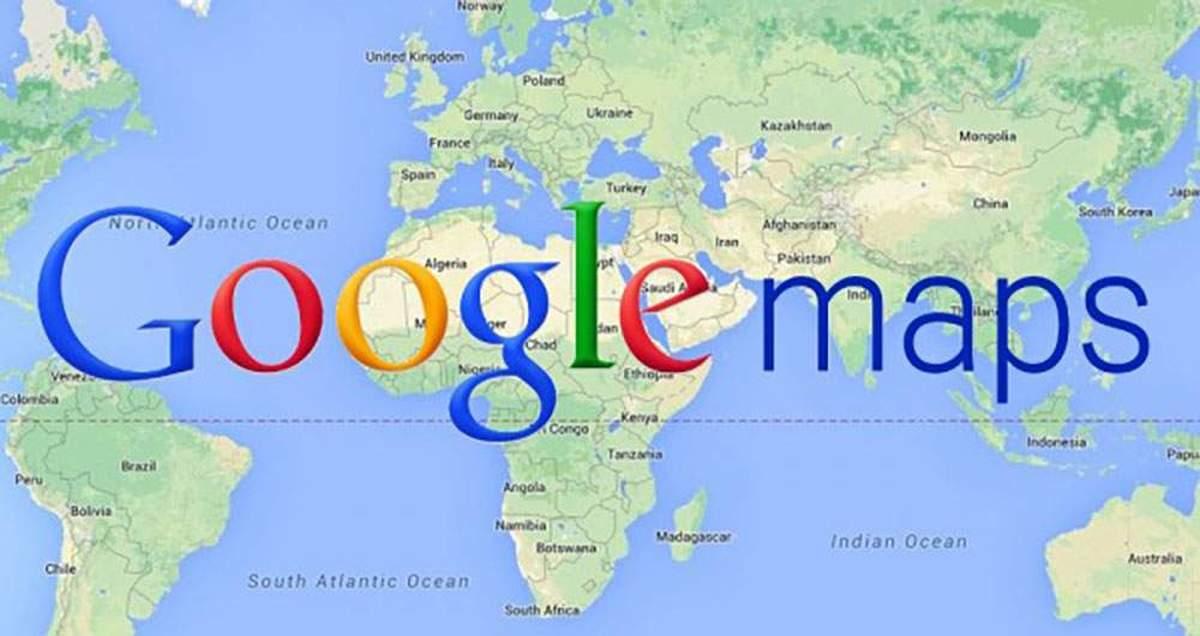 گوگل مپس بلایای طبیعی را به کاربران هشدار میدهد
