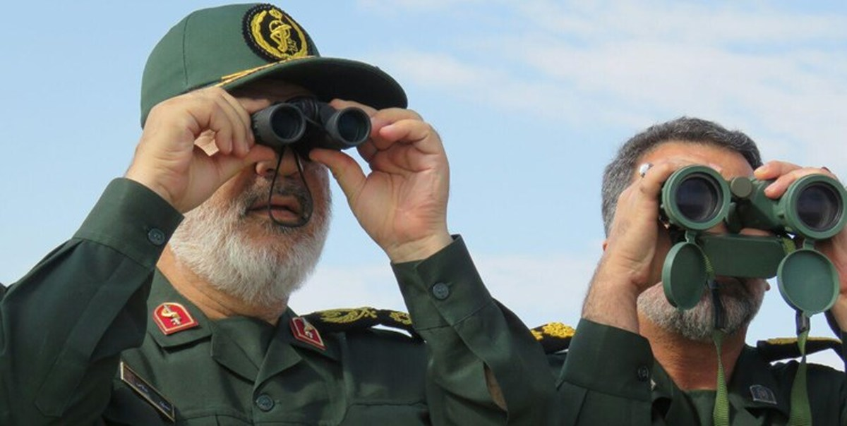 فرمانده کل سپاه: هیچ مشکلی در امنیت مرزها نداریم
