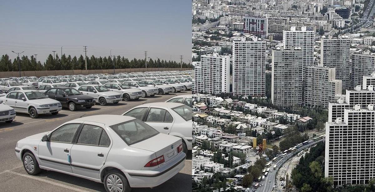 بازار خودرو و مسکن  |  اقدام جدید مجلس