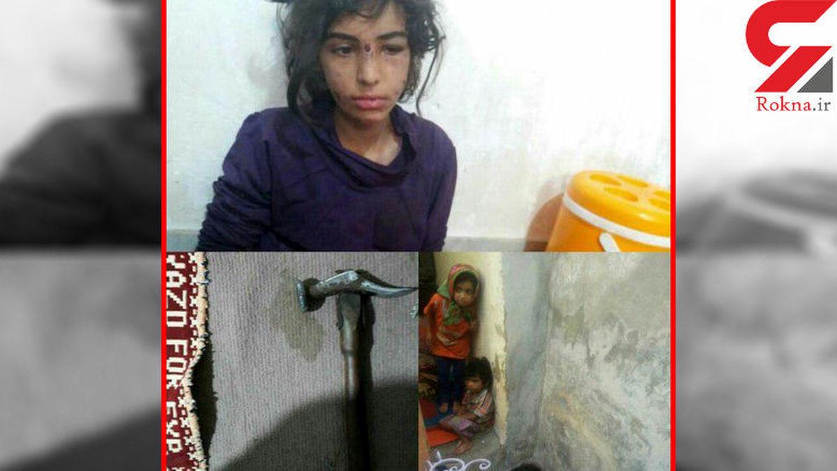 نامادری 3 کودک شکنجه شده ماهشهر دوباره بازداشت شد