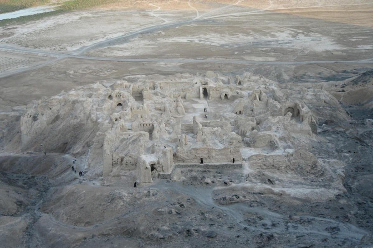 شهر سوخته ؛ پیشرفتهترین شهر جهان باستان!