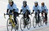 راهاندازی اولین پیست دوچرخهسواری زنان در تهران