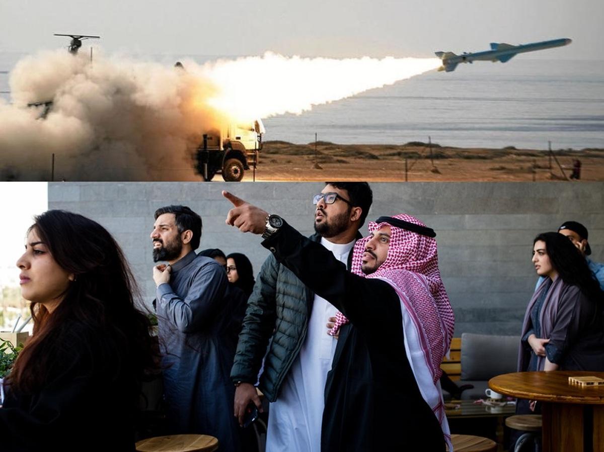 پنجمین حمله حوثیها به دو فرودگاه مهم عربستان در یک ماه؛ چرا سعودی پاسخ نداد؟