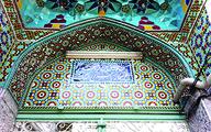حسن توفیقبین که مسجد کرد