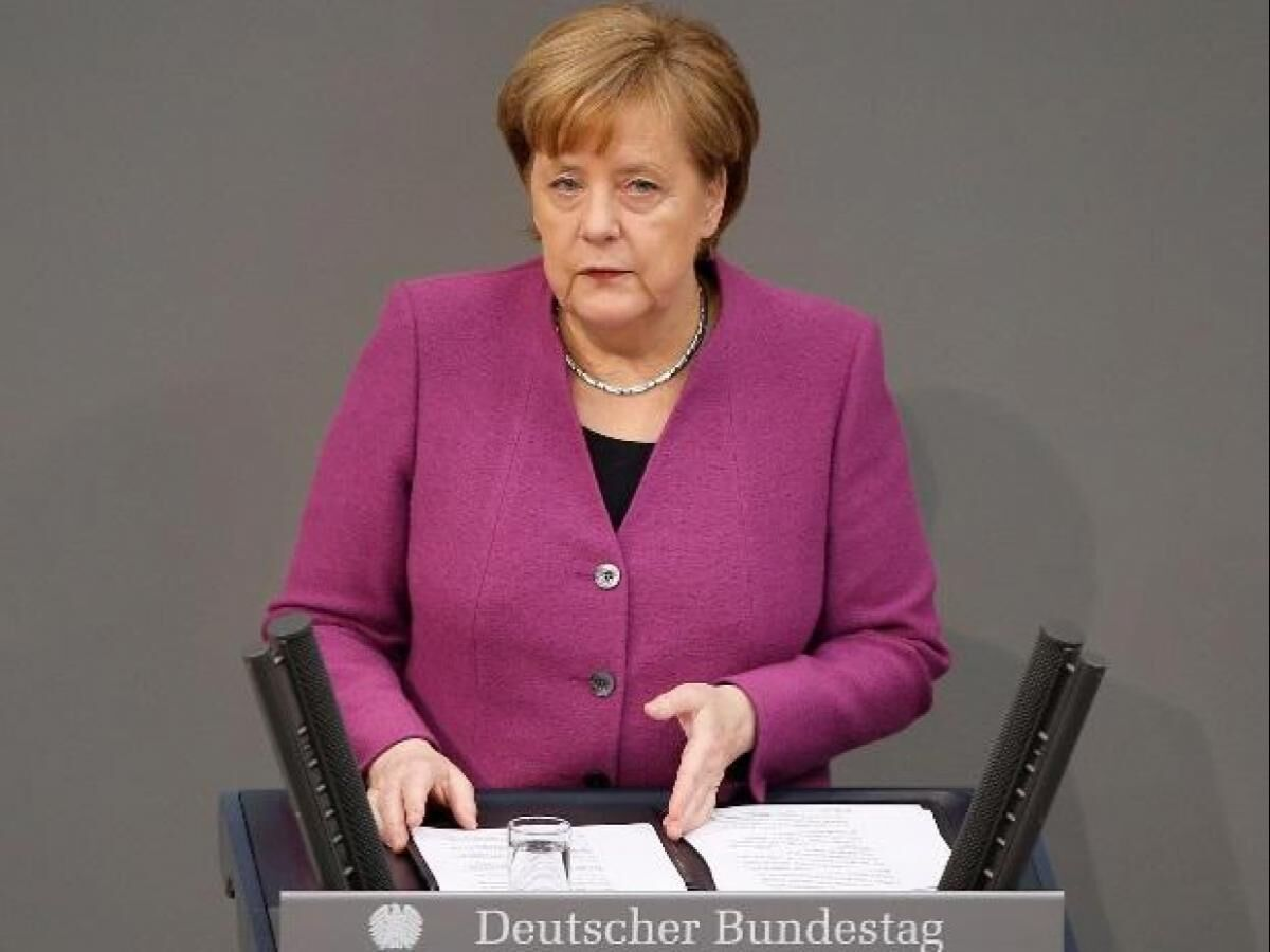 تاکید صدراعظم آلمان بر همکاری با ایران برای جلوگیری از تشدید تنش ها