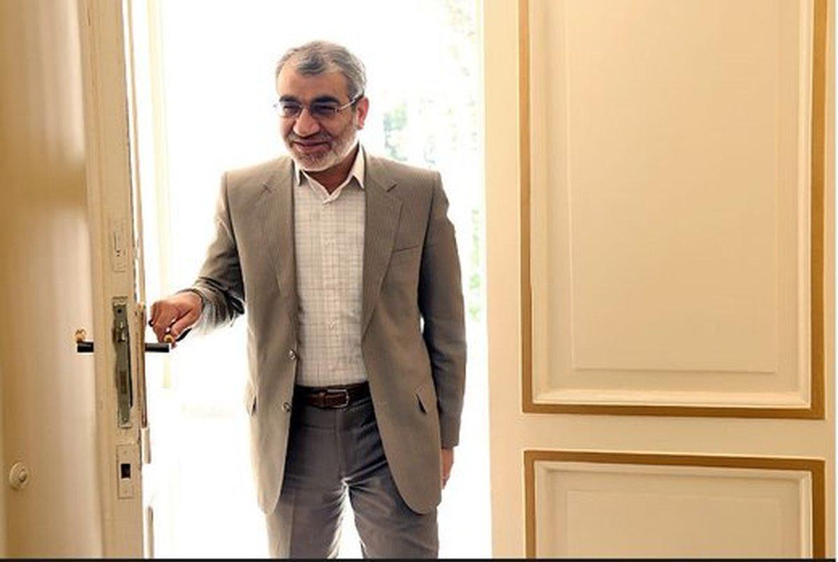 واکنش سخنگوی شورای نگهبان به تحریم ظریف از سوی آمریکا