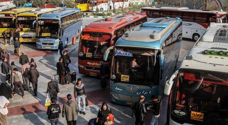 ترمینال مسافربری |  بسته ای مشکوک در ترمینال کاوه اصفهان