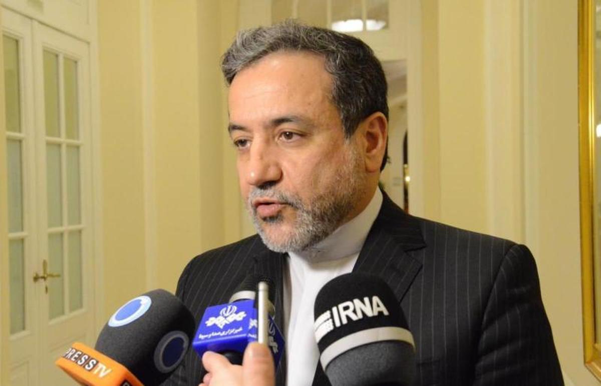 عراقچی: صبر ایران در آستانه لبریز شدن است