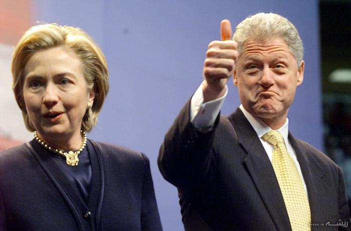 بیل کلینتون متهم به آزارجنسی شد