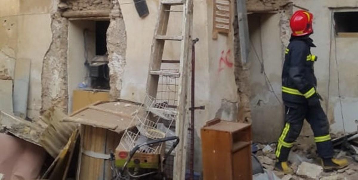 انفجار یک خانه در کرج ۲ خانه دیگر را هم تخریب کرد / ۲ نفر جان باختند