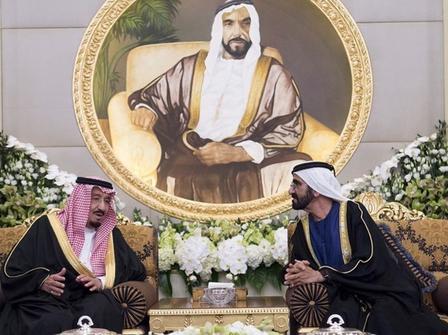 خنجر از پشت امارات به عربستان
