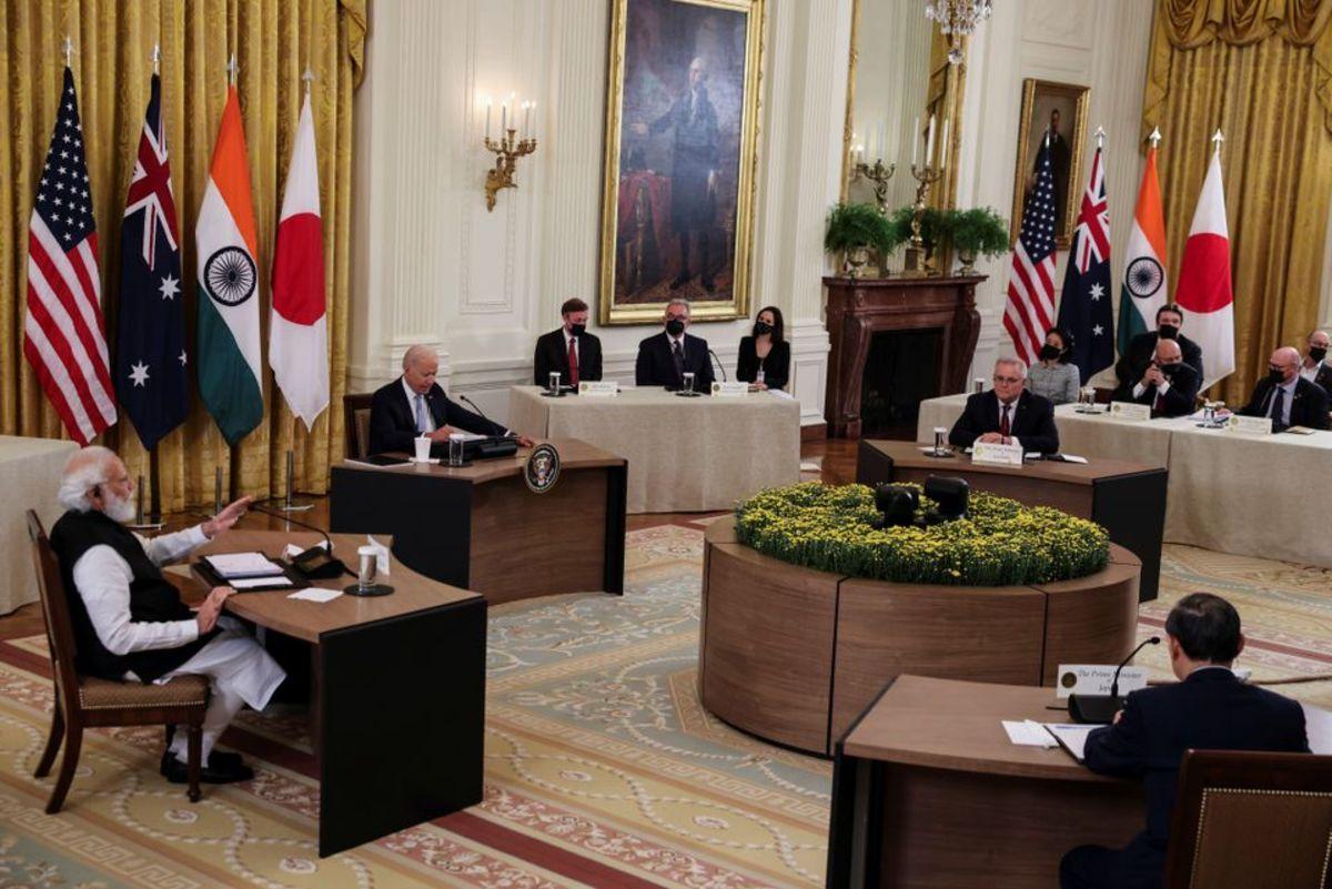 ائتلاف امریکا، هند، استرالیا و ژاپن علیه چین/ هدف کواد چیست؟