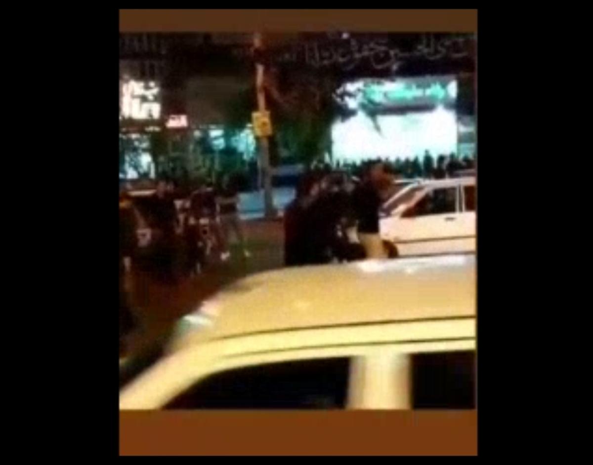 فیلم زیر گرفتن هیات عزاداری در شهر قدس توسط «راننده مست» + ویدئو
