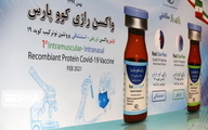 آغاز تست انسانی دومین واکسن ایرانی کرونا از امروز با مشارکت ۱۳۳ نفر |داوطلبان سه هفته دوز دوم واکسن را تزریق می کنند؛ یک ماه بعد نیز دوز استنشاقی را دریافت خواهند کرد | تولید انبوه واکسن موسسه رازی از اواخر بهار