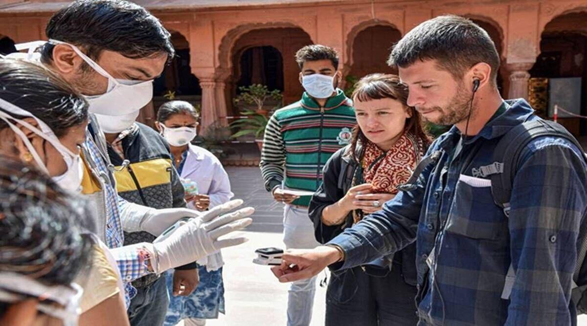 دهلی: جهانگردان خارجی از ۱۵ اکتبر میتوانند وارد هند شوند