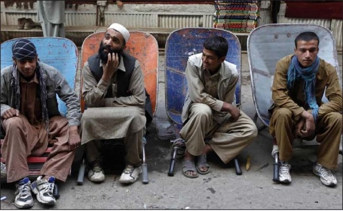 تعداد زیادی از اتباع افغان از ایران به کشورشان  بازگشتهاند.