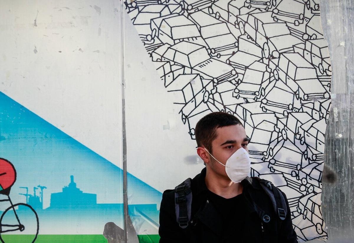 هوای پایتخت      بیماران قلبی و ریوی تهران در خانه بمانند
