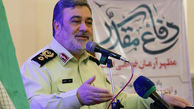 سردار اشتری: مردم به پلیس علاقه مندتر شده اند