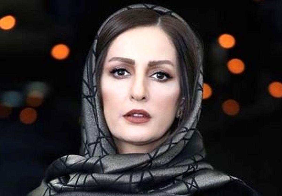 عکسی دونفره بازیگر مطرح ایرانی