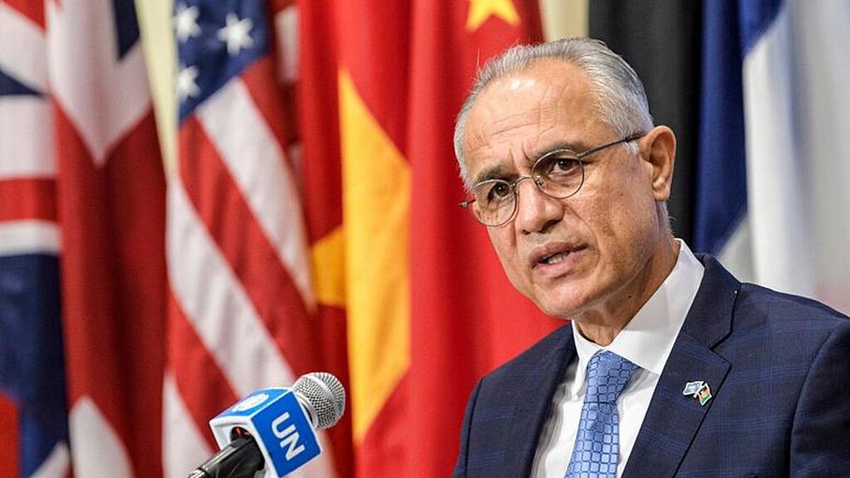 سخنرانی نماینده افغانستان در مجمع عمومی سازمان ملل حذف شد