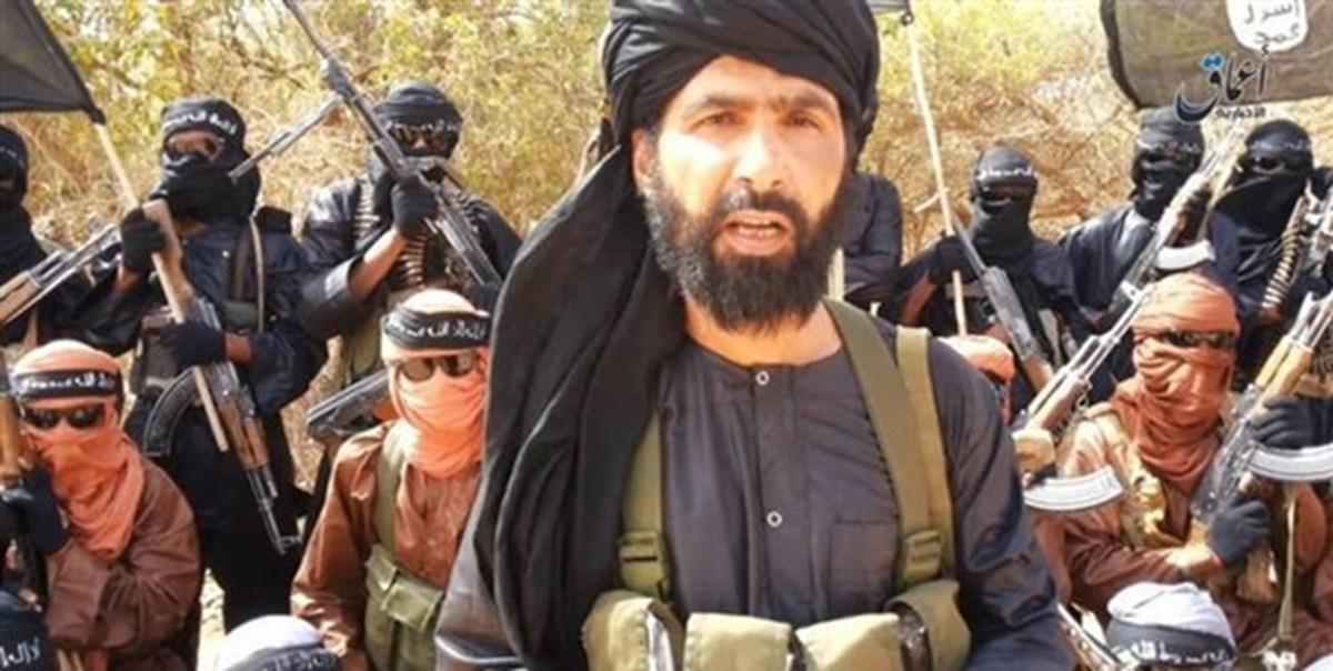مکرون: سرکرده گروه تروریستی داعش در صحرای بزرگ را کشتیم