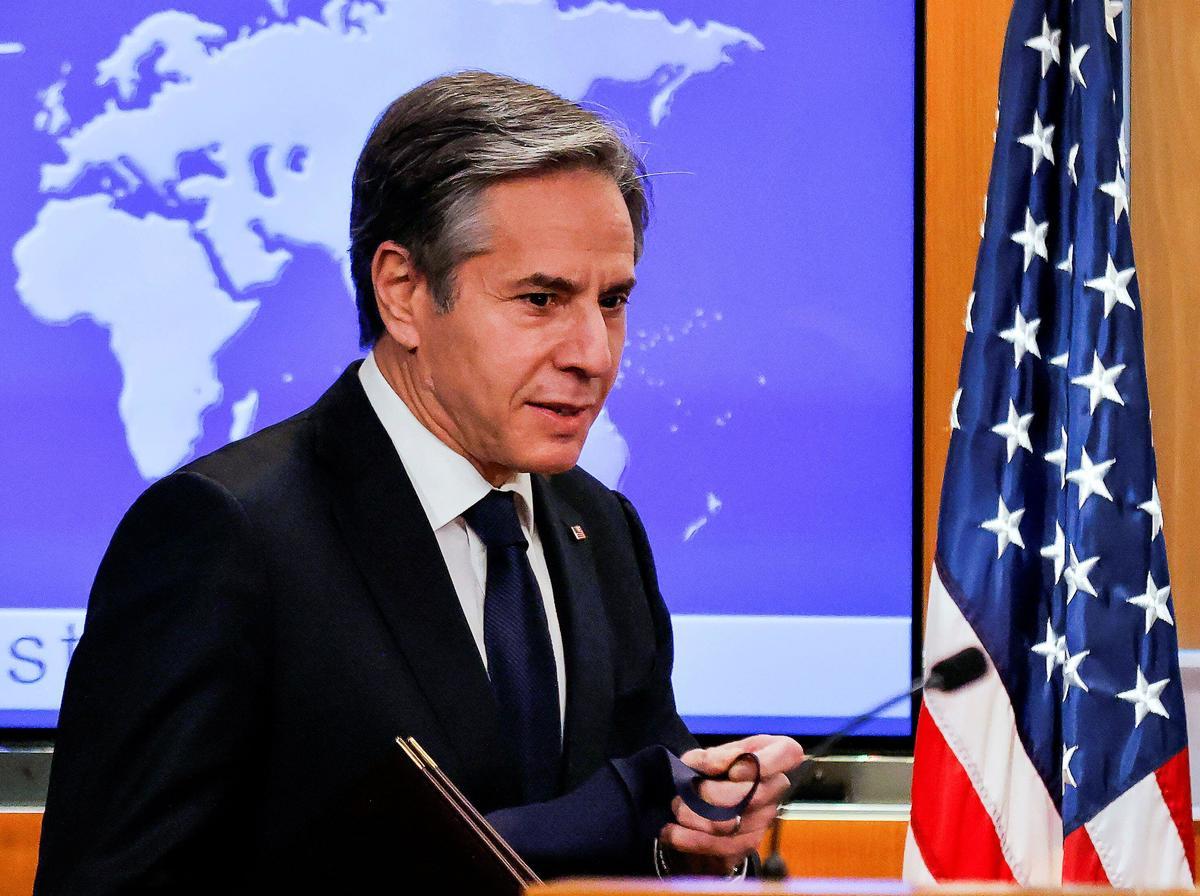 بلینکن: ایران به اجرای توافق 2015 بازگردد، ما نیز چنین خواهیم کرد