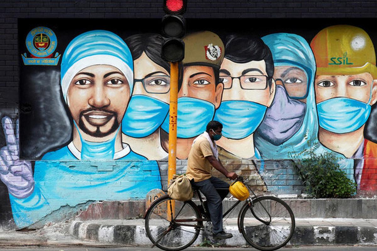 جهش بزرگ کرونا رشد اقتصادی دو رقمی هند را در ابهام فرو برد