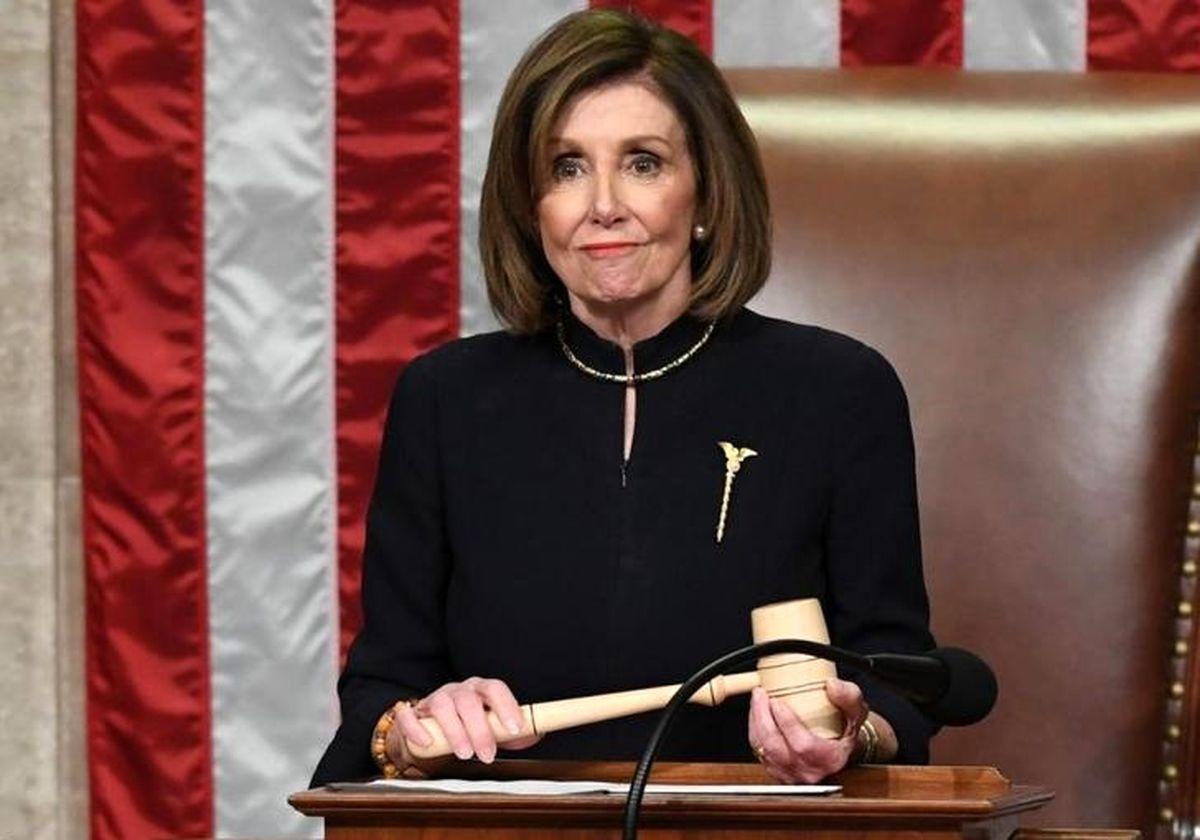 انتخاب نانسی پلوسی به عنوان رئیس مجلس نمایندگان آمریکا